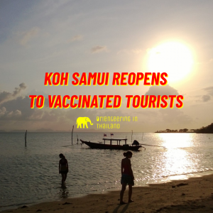Koh Samui reopens to vaccinated tourists - orienteering holiday possible?